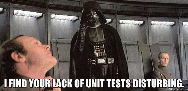 Unittestvader